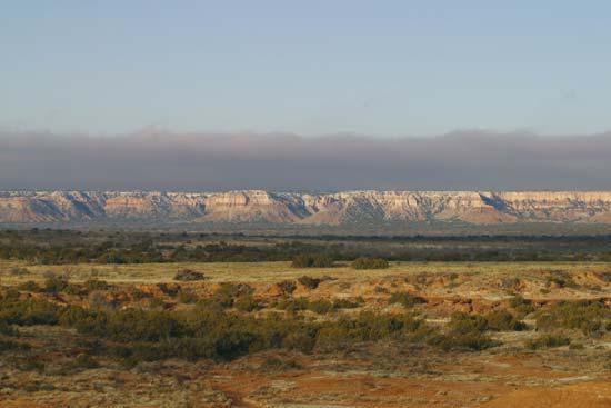 Llano Estacado home Edward Hopper