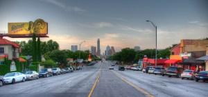 South Congress Ave, Austin