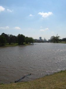 Little Arkansas River, Wichita, Kansas