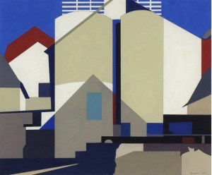 Hallmark Art Collection Charles Sheeler Two Against the White
