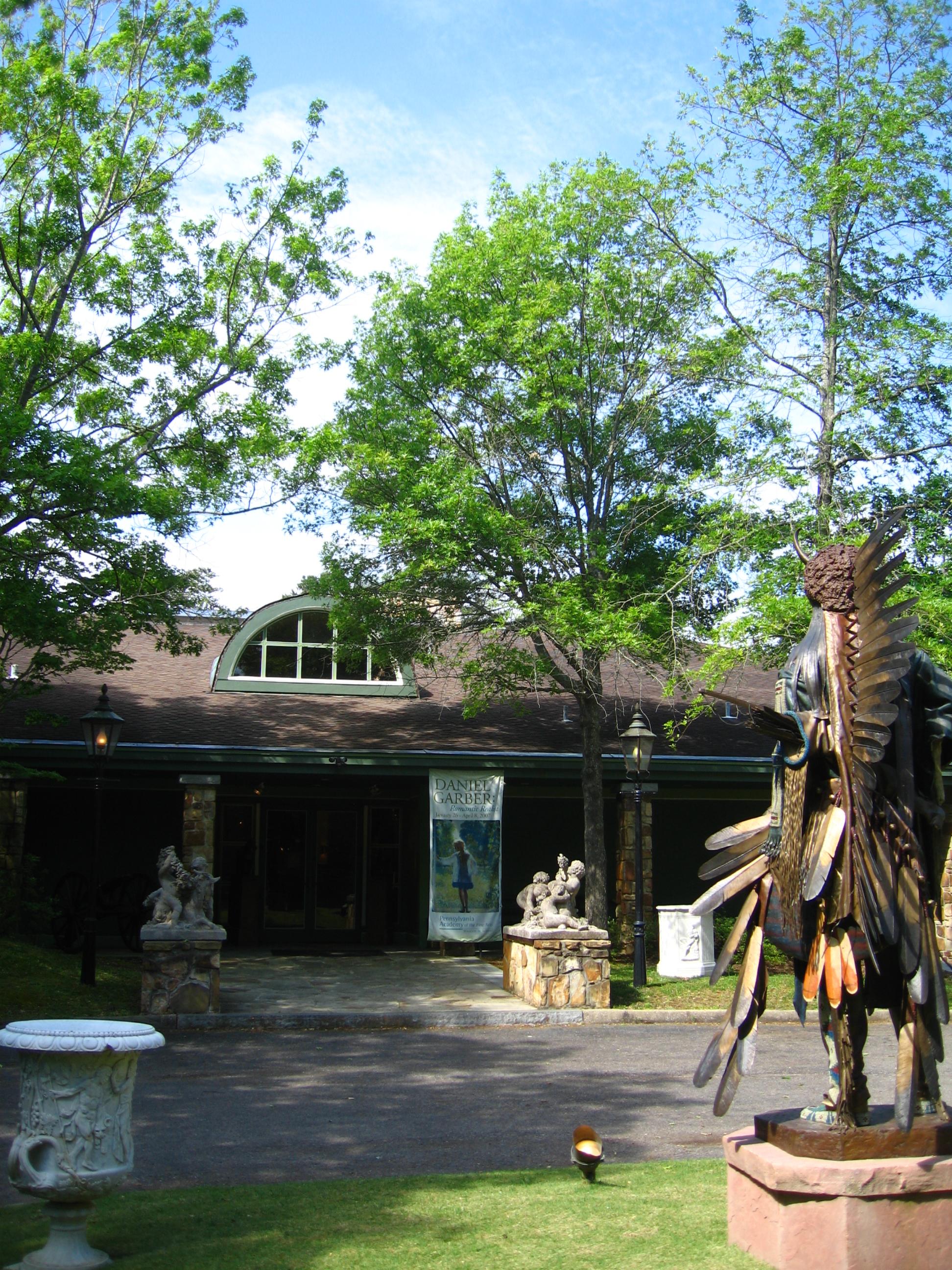 Westervelt Warner Museum, Tuscaloosa, Alabama