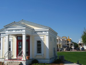 Post Office, Seaside, Gulf Coast, Florida