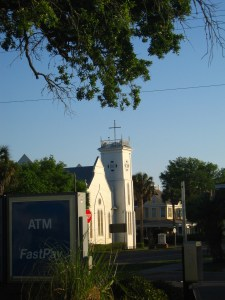 Church, Gulf Coast, Florida