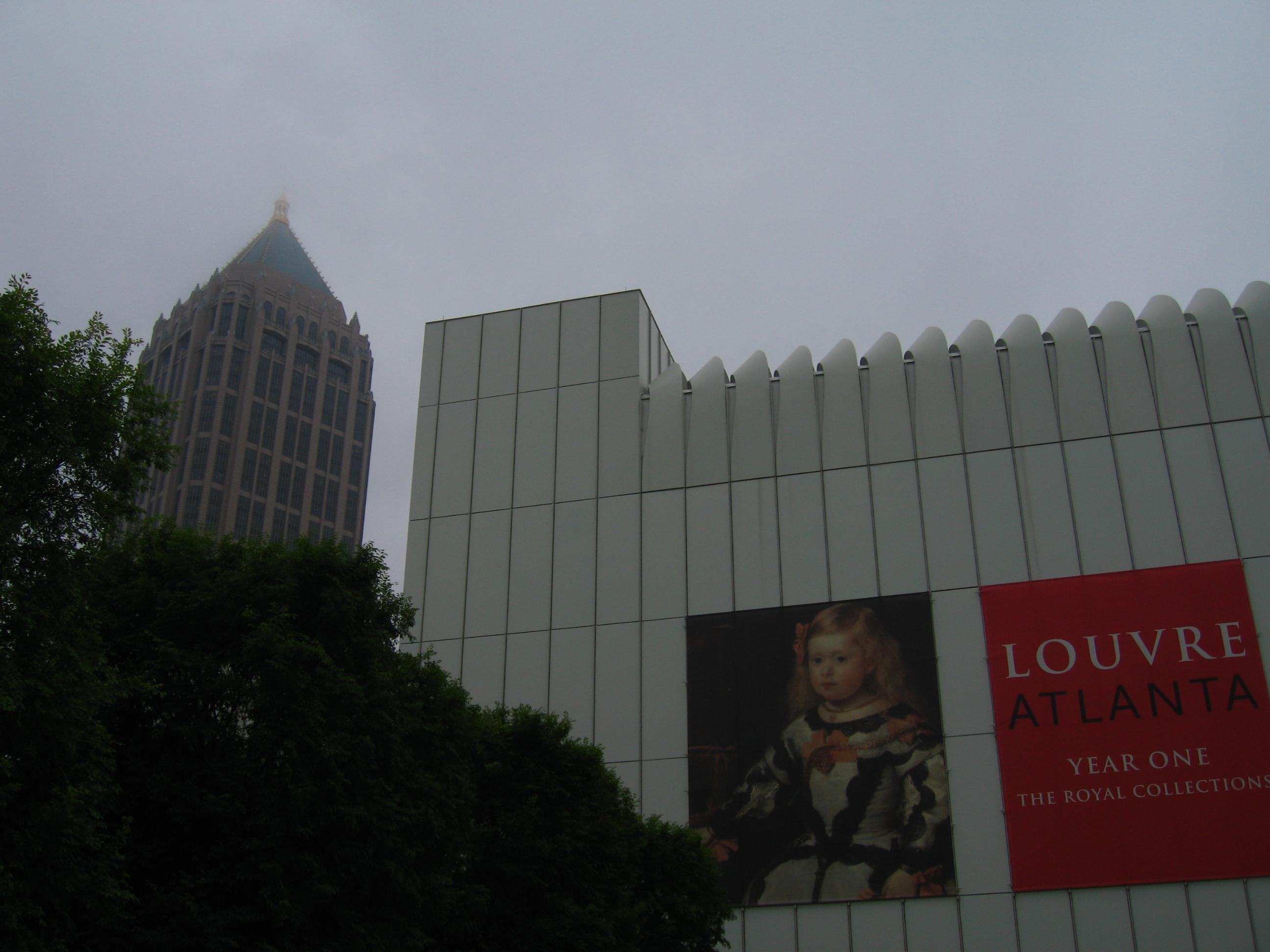 High Museum of Art, Atlanta, Georgia