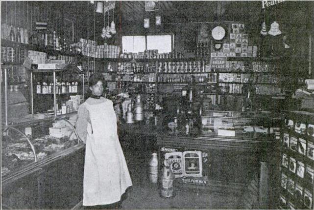 Mr. Harris's Grocery, Tacoma, WA