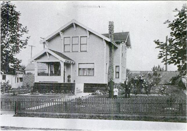 Mr. Morton's Home, Everett, WA