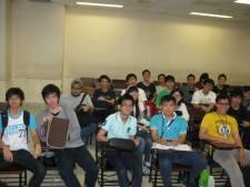 2013-11-08 Tutoring Kalkulus II di SAC-BINUS di Ruang 402 di kampus Anggrek