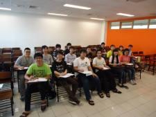 2013-12-06 Tutoring Kalkulus II di SAC-BINUS di Ruang 804 di kampus Anggrek