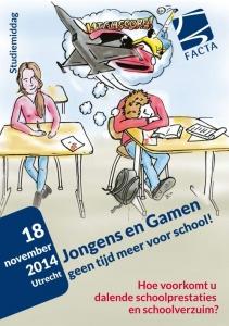 Brochure Jongens en gamen