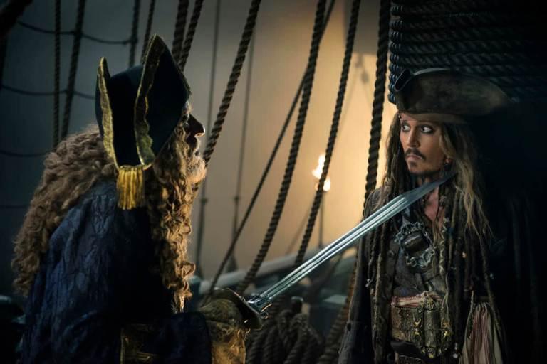 Johnny Depp曾因這個原因,拒絕《加勒比海盜5》的演出……
