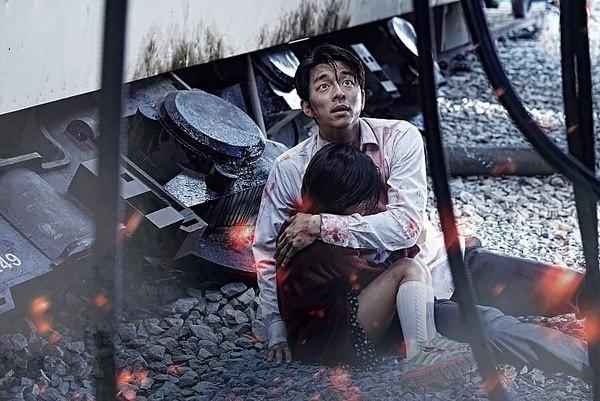 【影評】《屍速列車》:可怕的不是活屍,是人性的自私