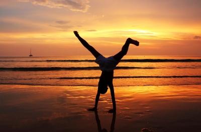 5 atitudes simples para uma vida saudável
