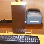 Inventory Control Cart Fabrication for UPS by Birmingham Alabama Fabricator Edwards Equipment Sales 9