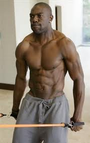 Terrell Owens performs intervals