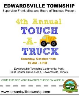 Touch-A-Truck 2017 Flyer