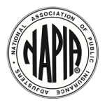 National Association of Public Insurance Adjusters (NAPIA) Logo