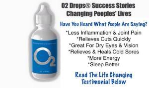 Testimonials oxygen supplements