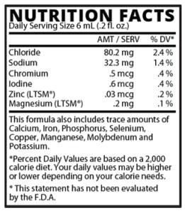 oxygen supplement facts