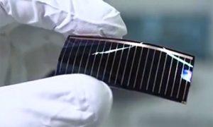 Gallium Arsenide Thin Film Solar Cell