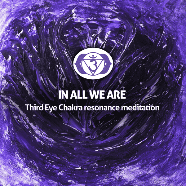 Third eye resonance meditation