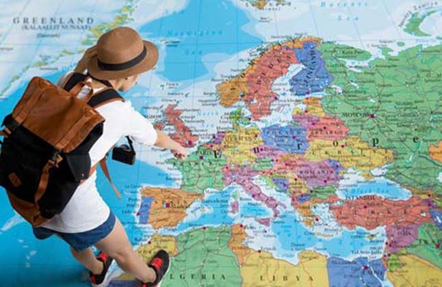 Top European Study Abroad Cities