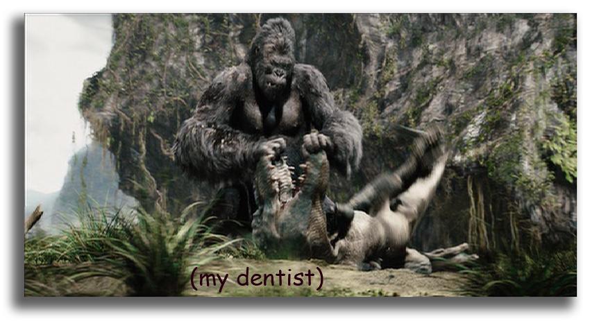 my dentist