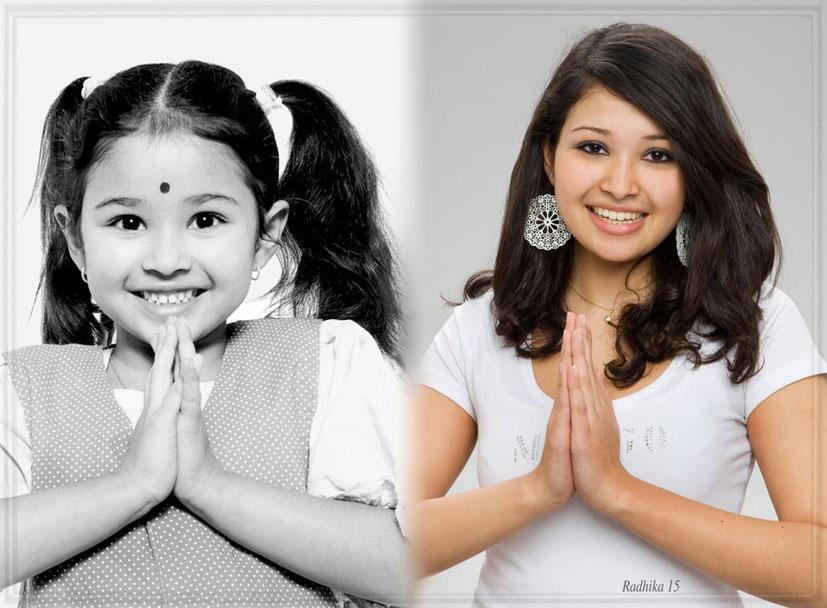 Anna-Radhika9 August 1993, to 23 April 2009
