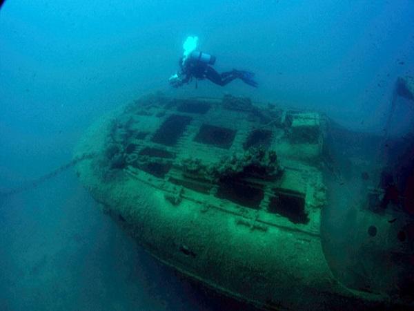 Αποτέλεσμα εικόνας για Λέρος ναυάγια Β. Όλγας