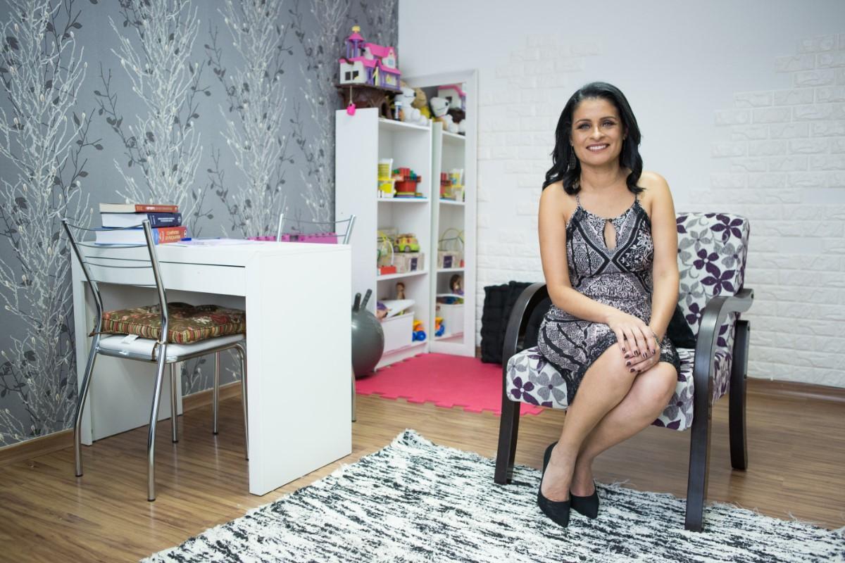 Edyclaudia Gomes de Souza - Psicóloga