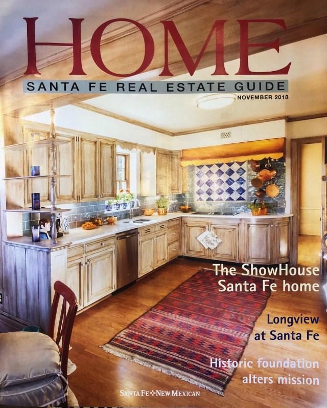 Home Santa Fe Real Estate Guide November 2018