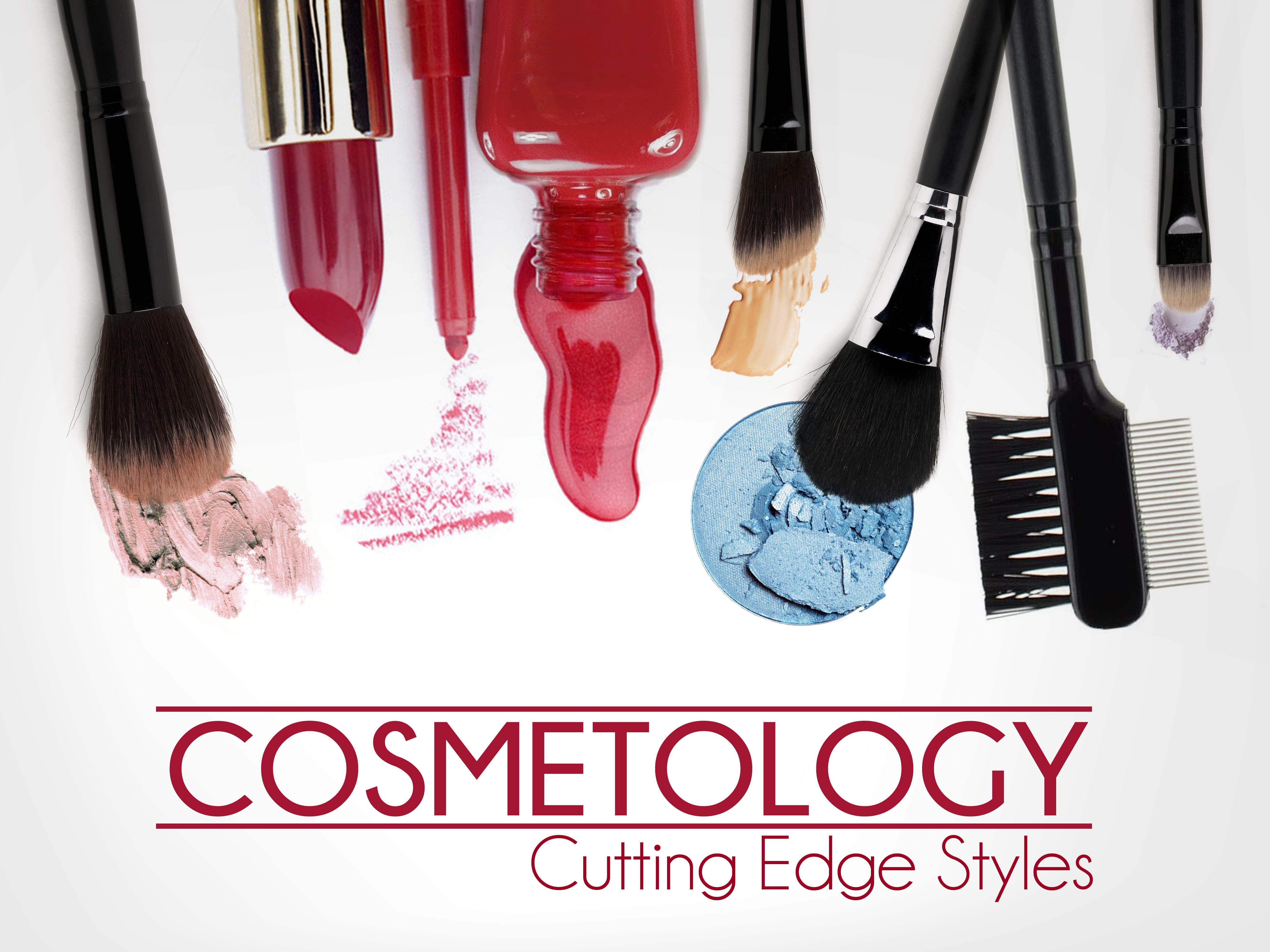 Cosmetology Cutting Edge Styles