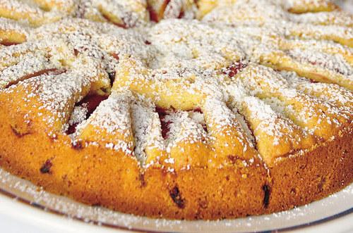torta-pesche-carote-nocciole-grano-saraceno-dottoressa-edy-virgili