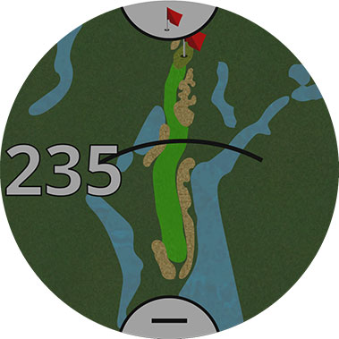 Garmin APPROACHS60W Approach S60 Golf Watch - White 3
