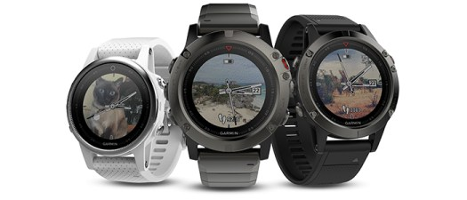 Garmin FENIX5SSLVBK fenix 5S Training Watch - Silver/Black 8