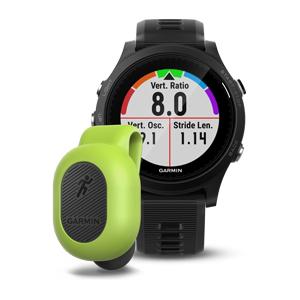 Garmin FORERUN935BK Forerunner 935 Running Watch - Black 3