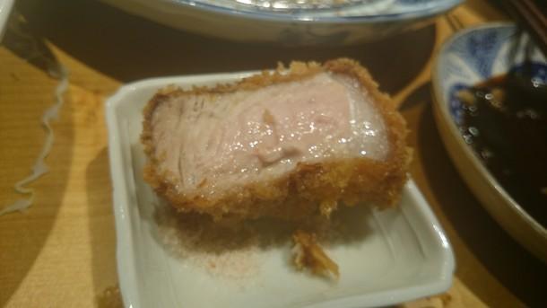 豚組食堂ロースとんかつ塩
