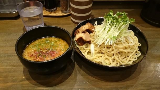 濃度8つけ麺