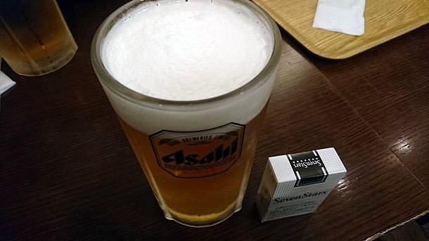 クアアイナビールが巨大