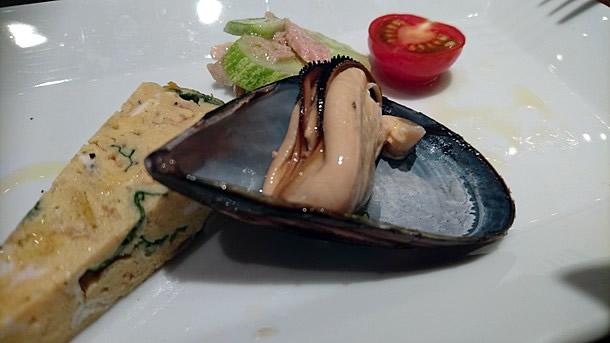イタリアンバールスペッロランチ前菜