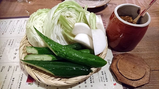 塚田農場の野菜は美味しい!