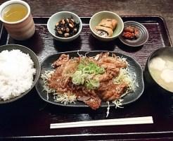 焼庵 焼肉定食