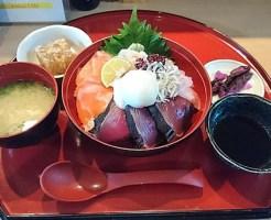 羅漢 海鮮丼