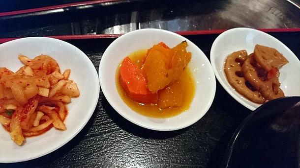 ユッケジャン定食惣菜