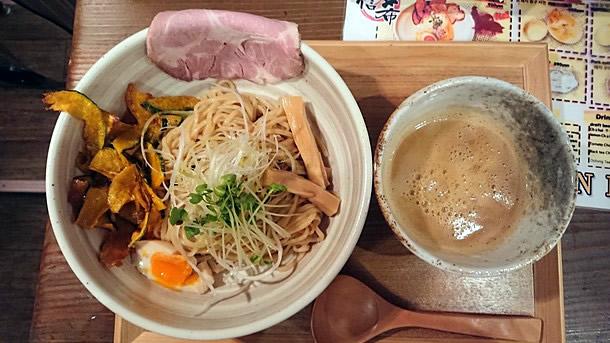 麺や信希 魚介とりとんつけ麺
