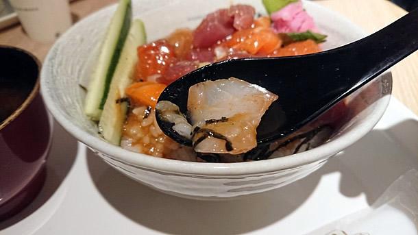ワダツミ 日替わり海鮮丼