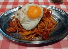 スパゲティのパンチョ大阪なんば店!ナポリタンが旨すぎた!