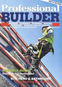 PB front cover 216x300 - Nick Pilgrim answers questions on payroll with Professional Builder Magazine