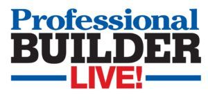 Pro Builder Live logo 300x144 - EEBS to join Professional Builder Magazine at PRO BUILDER LIVE!