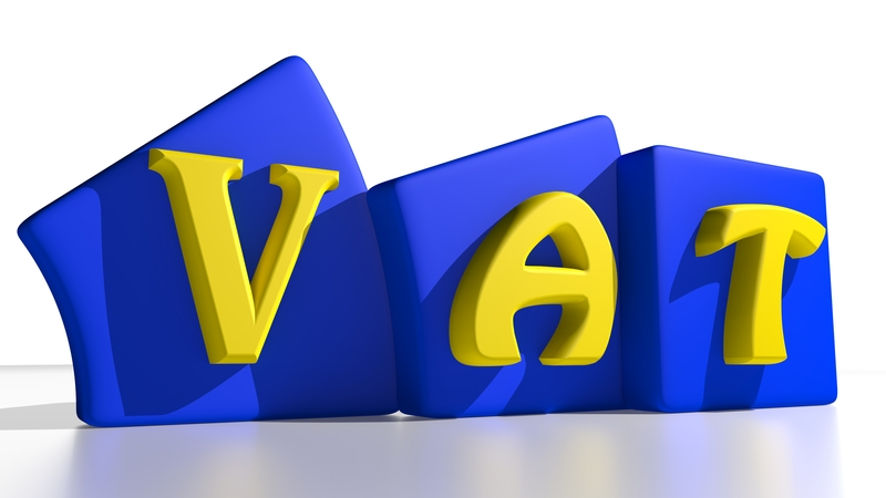 VAT blue and yellow - EEBS remain one step ahead..