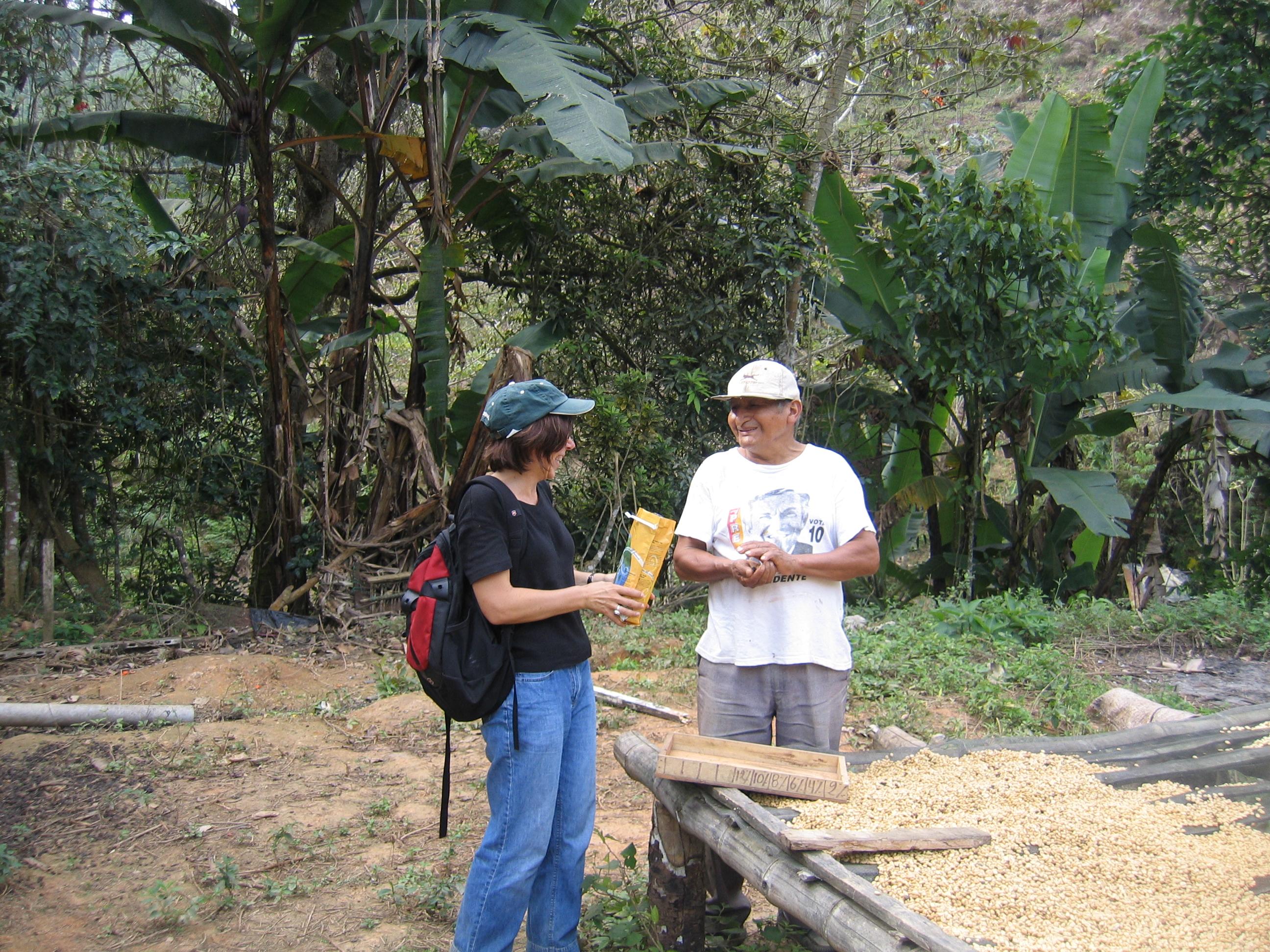 Talking with an APECAM producer, Carlos Hortensio Moreno